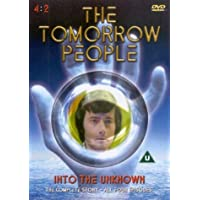 The Tomorrow People: Into The Unknown - The Complete Story