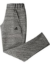 adidas Yg Zne Comfy Pt Pantalones, Niñas, Negro (Stohtr / Negro), 116