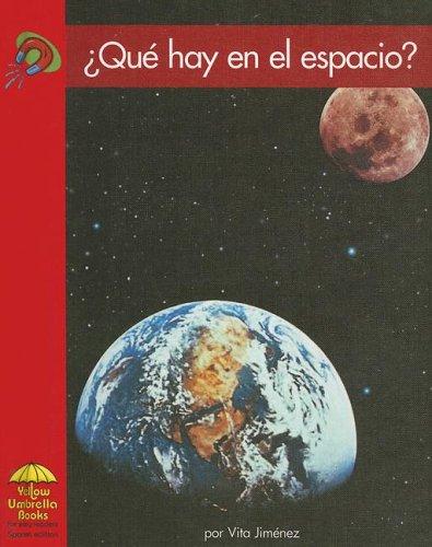 Que Hay en el Espacio? (Yellow Umbrella Books (Spanish)) por Vita Jimenez