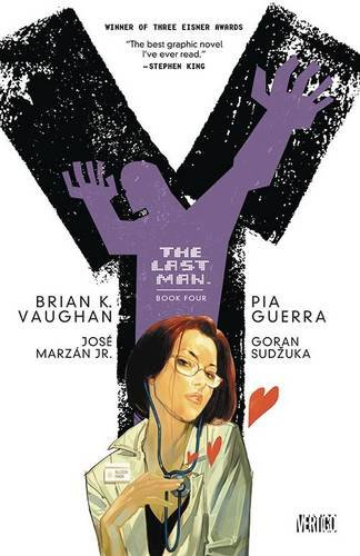 Y The Last Man TP Book Four