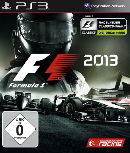 F1 2013 - [PlayStation 3]