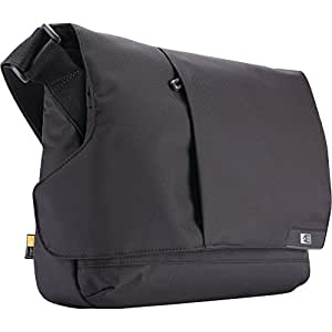"Case Logic MLM111K Sacoche besace en nylon pour Ultra-Book 11,6""/iPad Noir"