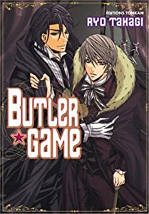 Butler Game Edition simple Tome 1