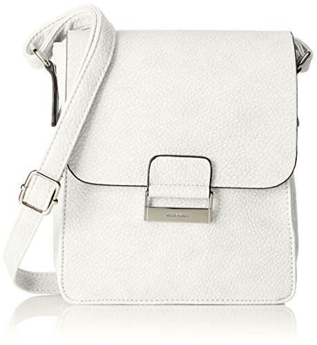 Gerry Weber - Talk Different II ShoulderBag SVF, Borse a Tracolla Donna Bianco (White)
