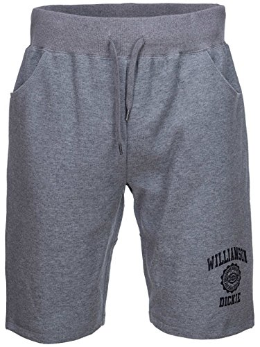 Dickies Salton City Sweat Shorts Grey Melange Gris