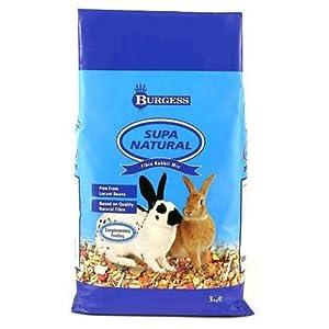 Burgess Suparabbit Natural Rabbit Food from Monster Pet Supplies