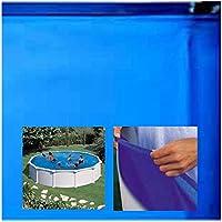 Gre FPR558 - Liner blu 40/100 per piscina tonda Ø 550 h 132