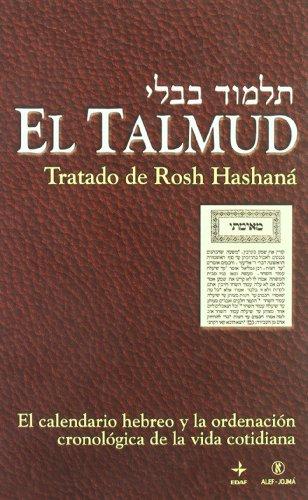 Talmud Tratado De Rosh Hashana. El (Proyecto Hebraico)
