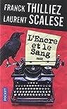 L'Encre et le Sang par Thilliez/Scalese
