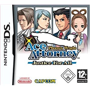 Phoenix Wright – Ace Attorney: Justice for All