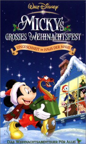 Micky's großes Weihnachtsfest