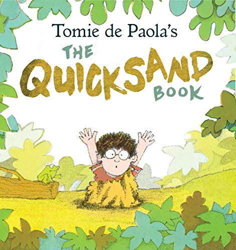 Tomie dePaola's The Quicksand Book (English Edition)