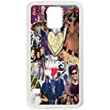 The Vamps Custom Plastic Case for Samsung Galaxy S5 I9600 by Nickcase
