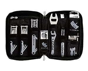 Lezyne Port A Shop Trousse à outils Noir
