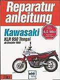 Kawasaki KLR 600/650 Tengai ab 1989 (Reparaturanleitungen)