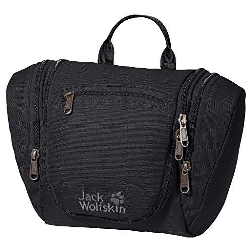 Jack Wolfskin Kulturbeutel CADDIE, black, ONE SIZE, 8001211-6000