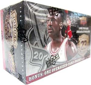 2009-10 Upper Deck Michael Jordan Legacy Basketball-Box Set NBA