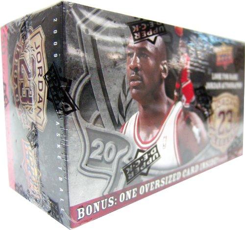 new arrival f0764 7ffce Upper Deck NBA 2009 Michael Jordan Legacy Set Trading Cards - 50 Individual  Cards