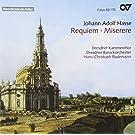 Requiem in E Flat Major (World Premiere)/Miserere