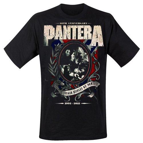 Pantera-T-Shirt Anniversary Shield (in XL)