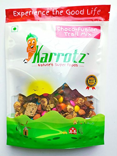 Karrotz Healthy Trail Mix Of Berries (Cranberry), Mix Dried Fruits,...