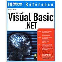 Visual Basic.Net (avec CD-Rom)