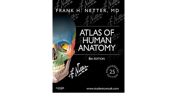 Buy Atlas Of Human Anatomy Including Student Consult Interactive