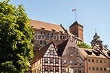 druck-shop24 Wunschmotiv: Kaiserburg Nürnberg #114296854 - Bild hinter Acrylglas - 3:2-60 x 40 cm/40 x 60 cm