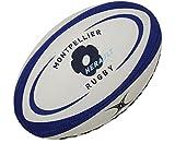 GILBERT Mini ballon de rugby Réplique Montpellier, Mini