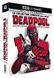 Deadpool + Deadpool 2 [4K Ultra HD + Blu-ray + Digital HD]