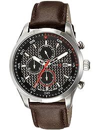 Esprit Herren-Armbanduhr Chronograph Quarz Edelstahl ES108391003