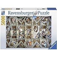 Sistine Chapel 5000 Piece Puzzle