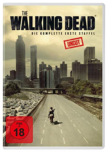 The Walking Dead - Staffel 1 - Uncut [2 DVDs]