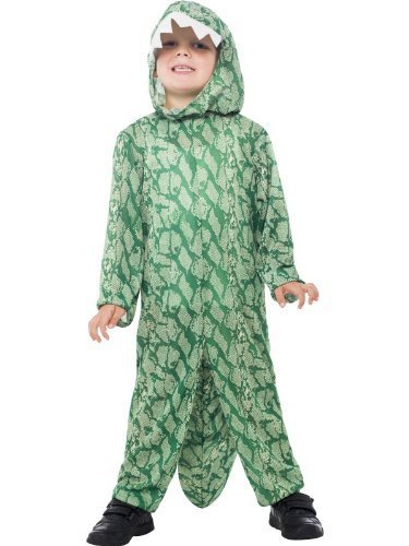 Smiffys - costume carnevale halloween dinosauro di george peppa pig cartoni - bambino