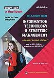 ITSM Information Technology and Strategic Management for CA IPCC Nov 2018