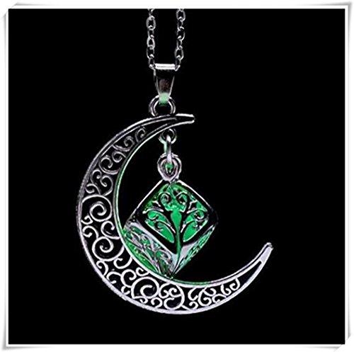 crescent-moon-rhinestone-halskette-glow-in-dark-anhanger-glowing-jewelry