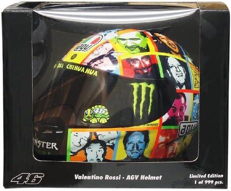 PMA 1/2 V. V. V. Rossi helmet Laguna Seca 2010 (japan import) 8fe143