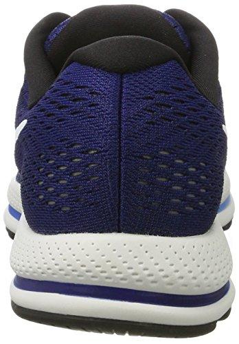 Nike Herren Air Zoom Vomero 12 Laufschuhe Blau (Deep Royal Blue/summit White/black)