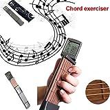 Cordelette de guitare avec écran rotatif - Mini outil de dressage de guitare portable en bois pour débutant Free Size B22 vers E27