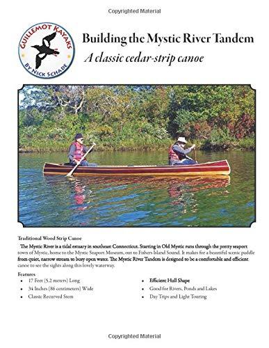 Building the Mystic River Tandem: A Classic Cedar-Strip Canoe (Strip Building Manuals, Band 1) -