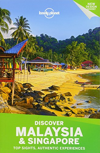 Lonely Planet Discover Malaysia & Singapore por Lonely Planet