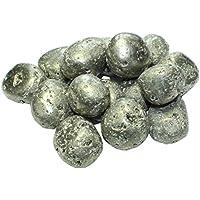 budawi® - Trommelstein Pyrit, Sie erhalten 1 Stück, Größe ca. 2 - 3 cm, Edelstein getrommelt preisvergleich bei billige-tabletten.eu