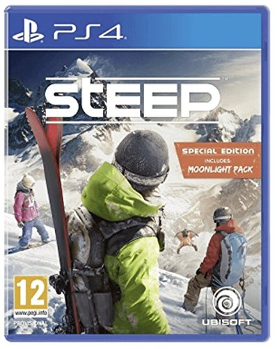 Steep - Special Edition - PS4 - PREOWNED