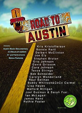 Road to Austin [Blu-ray] [Import anglais]