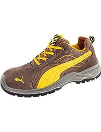 TG.41 Puma Absolute Low le calzature di protezione colore bianco PU64041