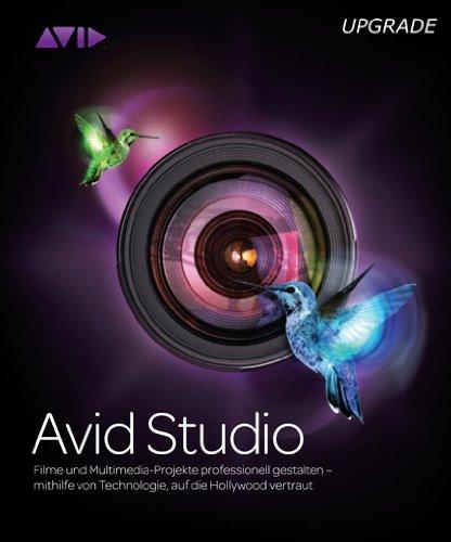 Avid Studio - mise à jour à partir de pinnacle studio