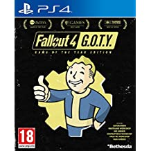 Fallout 4 GOTY (Game of the Year Edition) - Ps4