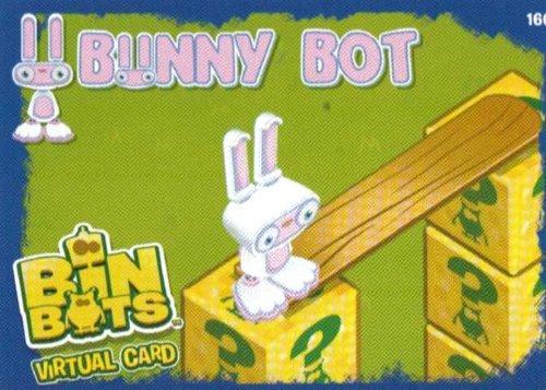 Preisvergleich Produktbild Bin Weevils Good vs. WeeEvil Augmented Reality Wandstickerbogen Bunny Bot Virtual-Karte