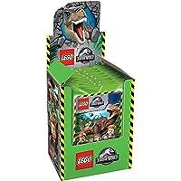 Topps Caja de 25 Sobres de Cromos Lego Jurassic