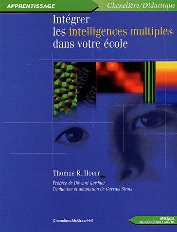 Intégrer les intelligences multiples dans votre école